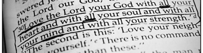 Matthew 22:36-39